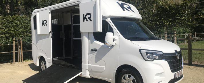 Huurwagen 2 Hengstenuitvoering KR 2020 !! NIEUW !!